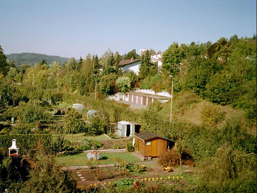 Kleingartenanlage Coburg Am Ketschenbach - Kennedy-Anlage